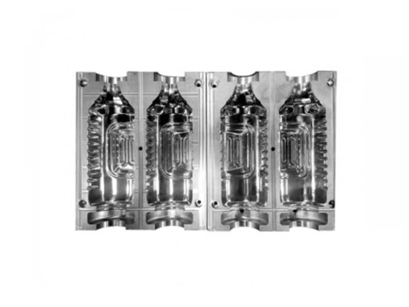 2腔全自动吹瓶模具(7075航空铝)
