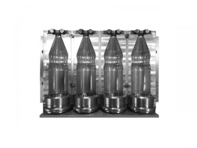 4腔全自动吹瓶模具(7075航空铝)